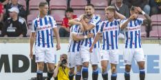 SC Heerenveen overtuigt niet, maar wint opnieuw seizoensopener
