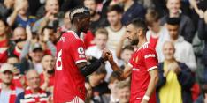 Fernandes en Pogba stelen de show in seizoensopener United