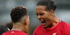 Liverpool begint seizoen uitstekend bij rentree Van Dijk