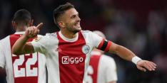 Tadic troeft mede-Ajacieden af en is Speler van het Jaar
