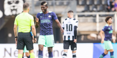 Stevige kritiek op PSV-middenvelder Sangaré ondanks zege