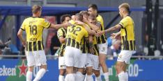 Redelijke generale Vitesse: benauwde zege op PEC