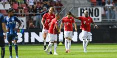 FC Utrecht overtuigt en heeft eenvoudige middag tegen Sparta