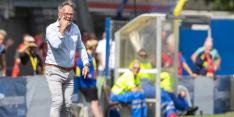 """De Jong ziet verschil Eredivisie en KKD: """"Toen konden we joggen"""""""