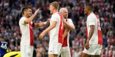 """Ajax-tegenstanders zien kansen in CL: """"Hebben niets te klagen"""""""