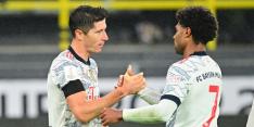 Malen grijpt naast Super Cup door fenomenale Lewandowski