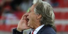 """Benfica-trainer baalt van PSV-affiche: """"Horen allebei in de CL"""""""