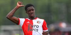 Feyenoord laat pechvogel vlieguren maken in Duitsland