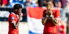 Groepsfase Europa League ver weg voor kansenmissend AZ