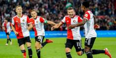 Hattrickheld Sinisterra blinkt uit bij oppermachtig Feyenoord