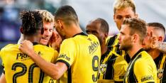 Vitesse geeft voorsprong weg, maar maakt indruk