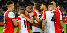 Coëfficiëntenpolonaise gaat door: Feyenoord pakt meeste punten
