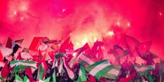 """Slot baalt van vuurwerk: """"Niet prettig voor Feyenoord"""""""