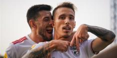 Benfica kopieert gedrag Schmidt en ontsnapt aan blamage
