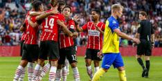 PSV heeft makkie tegen Cambuur en is klaar voor Benfica