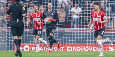"""Drommel wint concurrentiestrijd bij PSV: """"Heel complete keeper"""""""