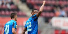 Uitblinker Haller keert vol vertrouwen terug naar Ajax