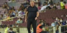 Meevaller Koeman richting Bayern, De Jong debuteert