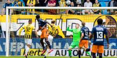 Tannane kan B-keuze Vitesse niet redden tegen Willem II