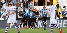 Vormer en Lang belangrijk bij moeizame overwinning Club Brugge