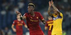 Abraham maakt indruk bij start Mourinho met AS Roma in Serie A