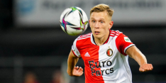Feyenoord mist basisspeler, Nelson op de weg terug