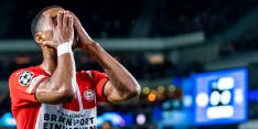 PSV bijt zich stuk op tien Portugezen en mist Champions League