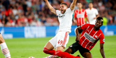 """Steeds meer lof voor Sangaré: """"Hij is het rustpunt bij PSV"""""""