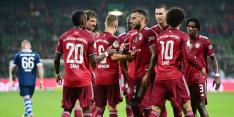 Genadeloos Bayern haalt dubbele cijfers in Duitse beker