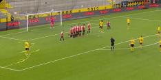 Feyenoord komt verrassend op achterstand tegen Elfsborg