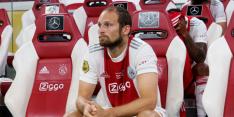 Ajax zonder Blind tegen Cambuur, Antony krijgt rust