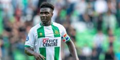 FC Groningen verkoopt Matusiwa en hoopt op vierde versterking