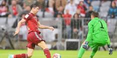Lewandowski steelt de show en verbetert persoonlijk record
