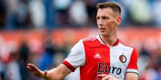 'Bozenik vindt nieuwe club: Feyenoord verhuurt spits'