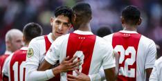 Antony steelt de show in vijfklapper van Ajax tegen Vitesse