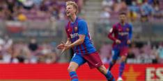 Spaanse media: 'Memphis nieuwe ster, De Jong presteert altijd'