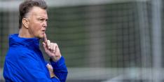 """Van Gaal legt opstelling uit: """"Een van de beste spelers"""""""