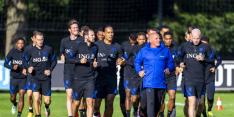 De Jong benieuwd naar Van Gaal, Wijnaldum schrijft 5-3-2 niet af