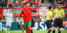 Ronaldo vestigt prachtig record én voorkomt blamage