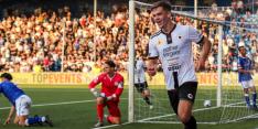 Nieuwe topscorer in KKD: vier goals in één duel