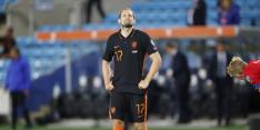 """Oranje-spelers aangepakt: """"Die speelden echt als een drol"""""""