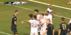 Video: verdediger laat staaltje 'elite tijdrekken' zien in MLS