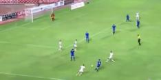 Wereldgoal in WK-kwalificatie: tiki-taka Tunesië