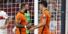 Oranje op rapport: Memphis wederom geweldig, Klaassen klasse