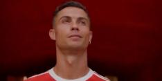 Heerlijke beelden: Cristiano Ronaldo is terug op Old Trafford
