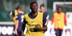 Barcelona kondigt nieuwe gesprekken met Dembélé aan