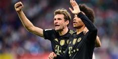 Bayern tankt in topper vertrouwen voor Barça-uit; zege Ziyech