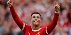 Ronaldo grote held bij comeback tegen Nederlands Atalanta