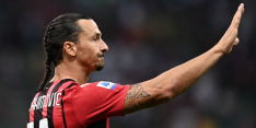 """Pioli geniet van Zlatan: """"Misschien gaat hij wel eeuwig door"""""""