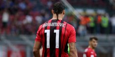 Titelkandidaat AC Milan geeft Zlatan zeer fraai cadeau